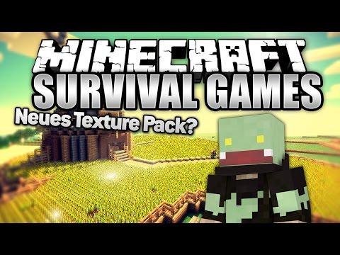 Ich teste Texture Packs - Minecraft Quick Survival Games   ungespielt