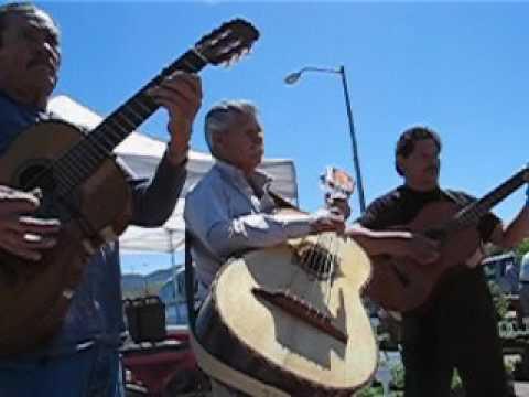 Santa Fe Market Music