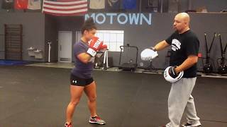 How to Throw a Jab With Speed and Power