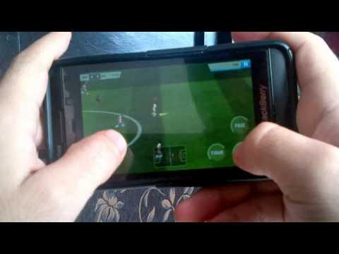 Real Soccer 2013 Juego de Fútbol Gratis Para BlackBerry 10 y PlayBook Sneak Peek