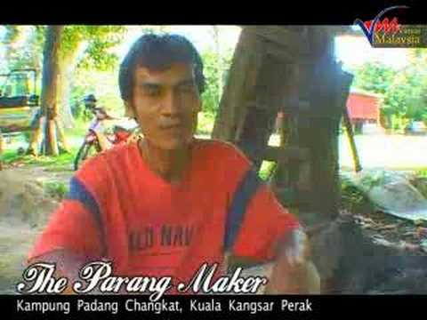 The Parang Maker Kuala Kangsar   Perak