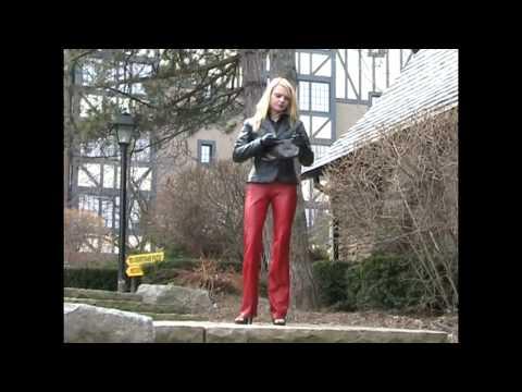 Smoking Leather Mistress II Video