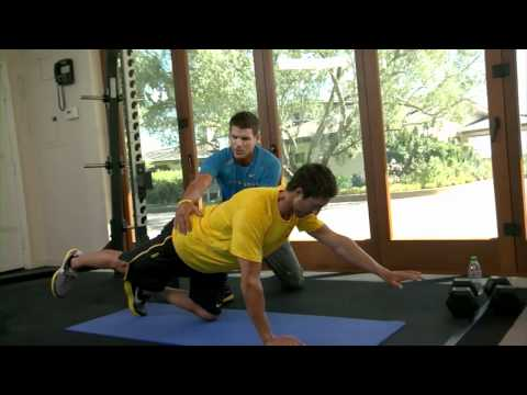 Lance Armstrong - Core Training 2