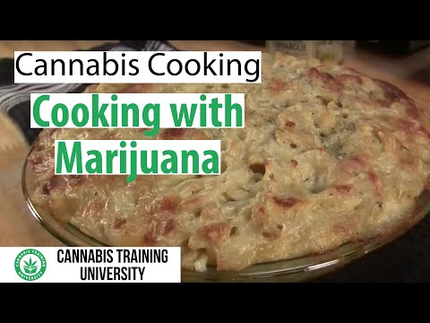 How to Cook with Marijuana! Canna-Butter & Canna-Oil