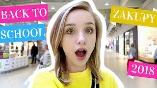 BACK TO SCHOOL 2018 ROBIMY ZAKUPY!