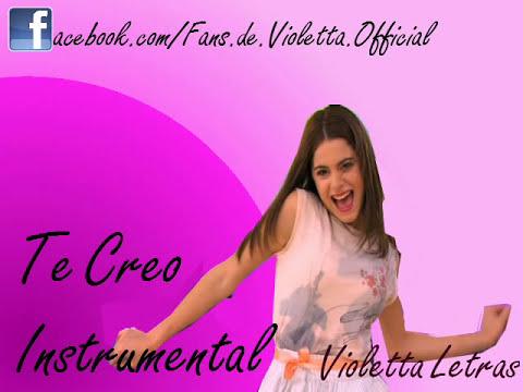 Te Creo Instrumental (Completa)