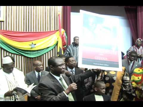 March 6 US-Ghana Book Launch.avi