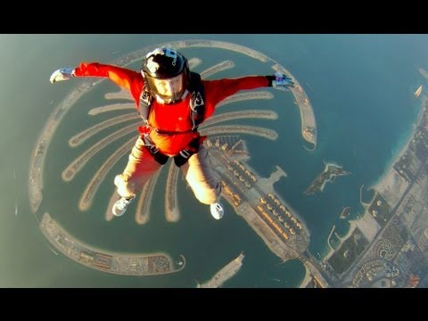 AWESOME Dubai 2012 GOPRO HERO 2