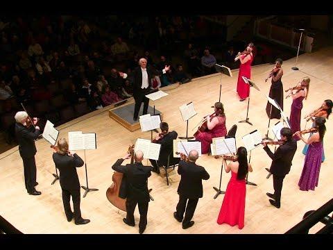 Edward Grieg: Holberg Suite - Gavotte