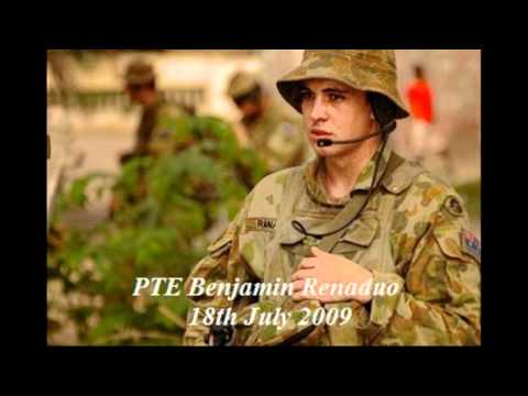 Australian Defence Force Casualties in Afghanistan