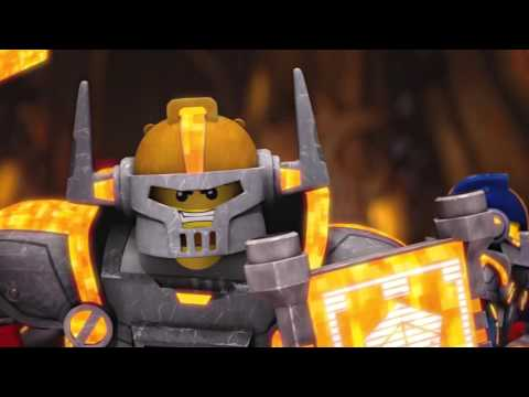 LEGO® NEXO KNIGHTS™ — Zwiastun Gry