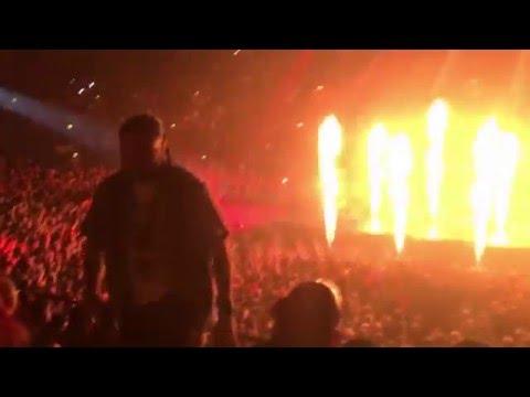 Akatsuki and GJ! (Half) by BABYMETAL@The SSE Arena, Wembley, London April 2, 2016
