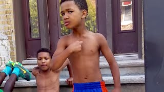 Download This Adorable Kid Is Your New Workout Trainer | What's Trending Now 3Gp Mp4