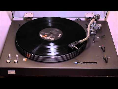 Lou Reed Vicious on the Sansui FR-5080S Turntable