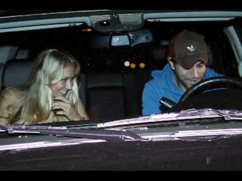 Anna Kournikova and Enrique Iglesias - Happy Valentine's Day 2013!