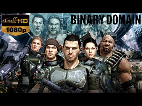 BINARY DOMAIN PC GAMEPLAY | CAPITULO 1 | LAS LEYES DE LA ROBOTICA