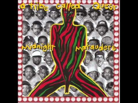A Tribe Called Quest-Steve Biko(Stir it up) [1993]*