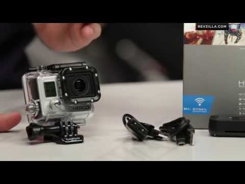 GoPro Hero 3 Black vs Silver Edition Camera Comparison