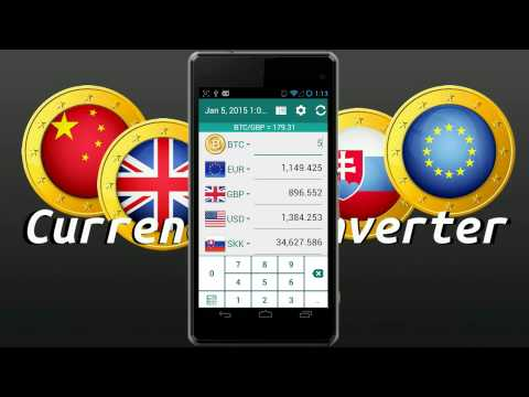 Currency Converter screenshot for Android