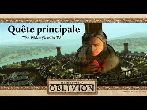 [Oblivion] //Quête principale// 00 présentation des races