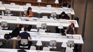 Unplugged Earphones in Library Prank | SWITZERLAND