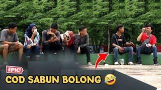 JUAL ONLINE SABUN BOLONG (COD)   Prank Indonesia