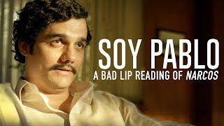 """""""SOY PABLO"""" Extended Trailer -- A Bad Lip Reading of Narcos, a Netflix Original Series"""