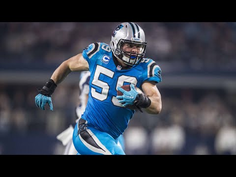 Luke Kuechly's Pick-6 vs. Dallas | Spanish Radio Call