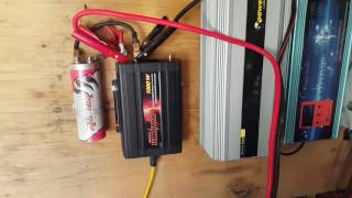 1000W Eliminator Inverter running AC unit 24/7 PT2
