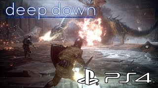 Deep Down - PS4 Multiplayer Gameplay [1080p] TRUE-HD QUALITY