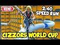 2:40 CIZZORZ World Cup DEATHRUN! (Fortnite Creative) thumbnail