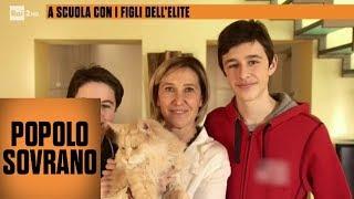 A scuola con i figli dell'élite - Popolo Sovrano 21/02/2019