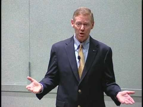 Alan Mulally of Ford: Leaders Must Serve, with Courage