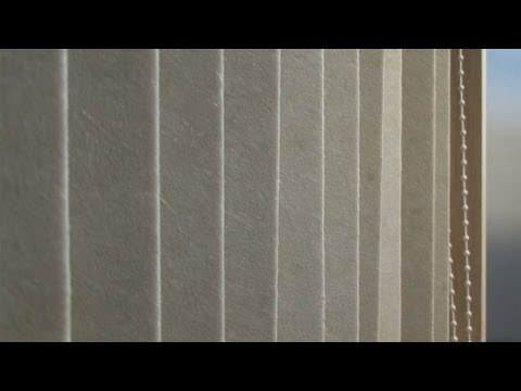 Sound-Absorbing Blinds #DigInfo