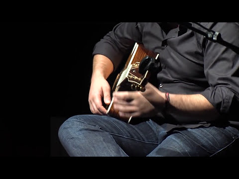 Guitarra percussiva: Sandro Norton at TEDxMatosinhos