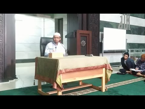 Lecture Dokter Raehanul Bahraen