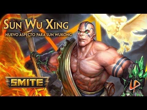 Revelación de Aspecto Sun Wu Xing  - Dios Sun Wukong