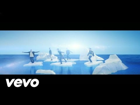 The Wanted - Chasing The Sun (Ice Age:Continental Drift Version)