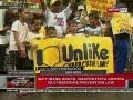 QRT: Iba't ibang grupo, nagprotesta vs cybercrime prevention law