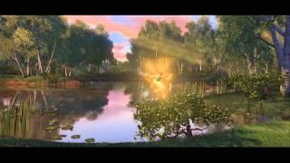 Animation movie : 3 Piggies, Monster vs Aliens and Shrek (Short Movie)