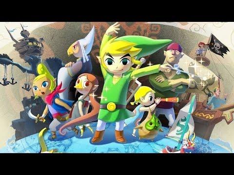 CGR Undertow - THE LEGEND OF ZELDA: THE WIND WAKER HD review for Nintendo Wii U