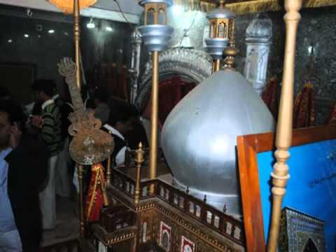 Chand Moharram Ka Nazar Aagaya  Amroha Moharram 2011(H.D) 55...