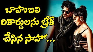 Saaho Sets New Record in Telugu States Pre Release Business | Prabhas | Shraddha Kapoor | Sujeeth