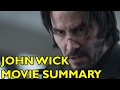 Movie Spoiler Alerts   John Wick (2014) Video Summary
