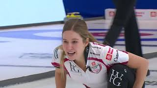 2018 Home Hardware Canada Cup of Curling - Jones vs. Homan (Draw 6)
