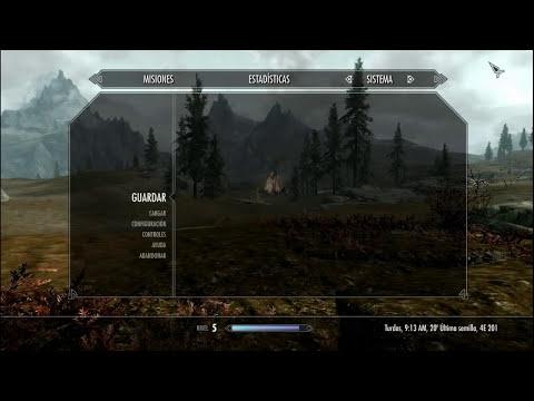 Skyrim // Programa de rendimiento para jugar Skyrim PC