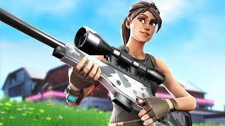 I dropped 15 kills in a scrim game standing still (Nasty snipes)