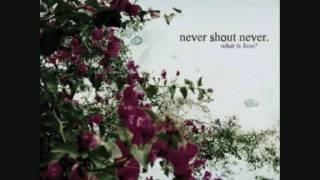 Watch Never Shout Never California video
