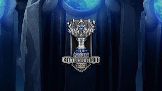 Mundial 2018 - Semifinais - Dia 1