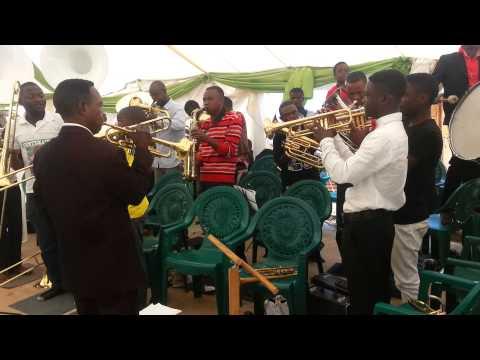 Fanfare kimbanguiste Ozali Nzambe Na Bomoyi